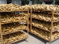 NEW ORGANIC AIR DRIED GINGER 13