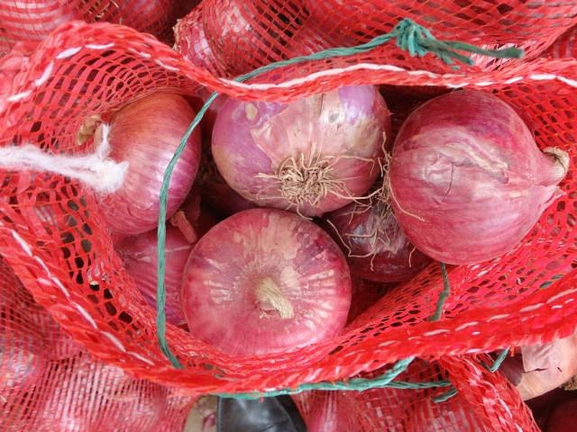 2019 NEW CROPS FRESH RED ONION 5
