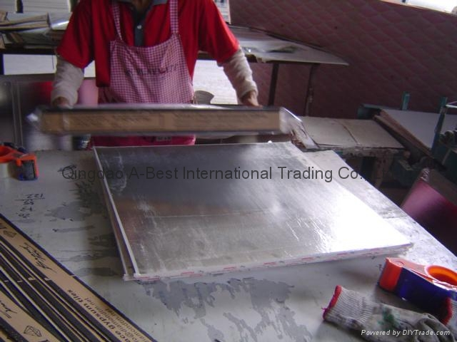 Foil Backed Gypsum Board : Gypsum board ceiling with aluminum foil back a best