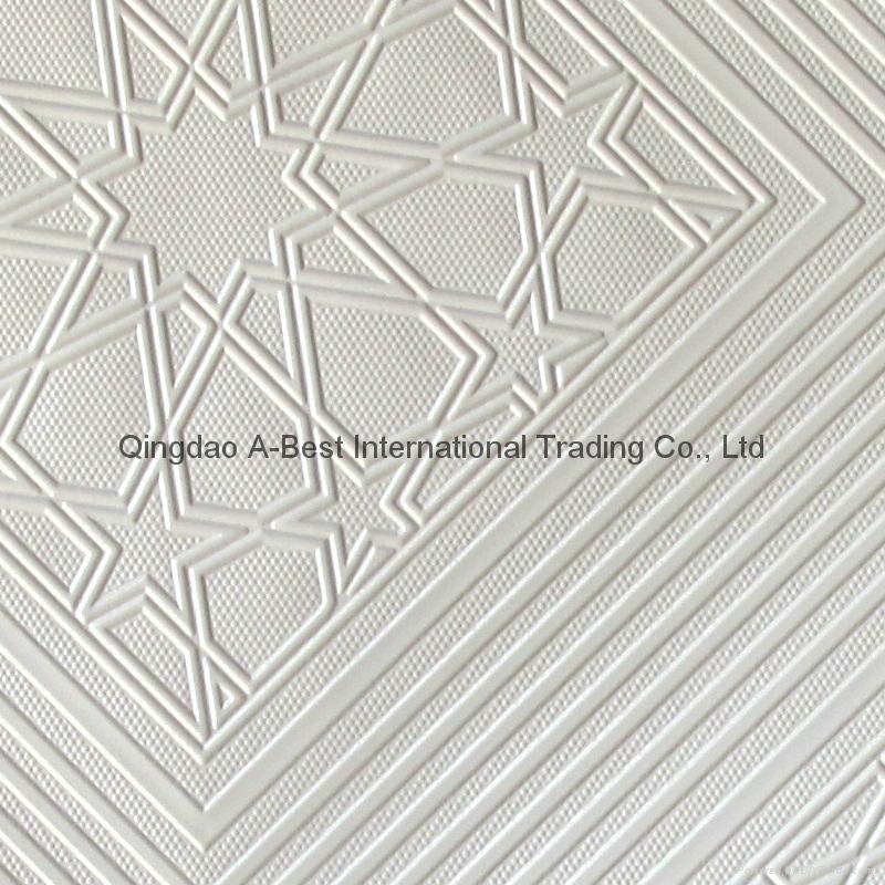 Perforation  gypsum ceiling tile 11