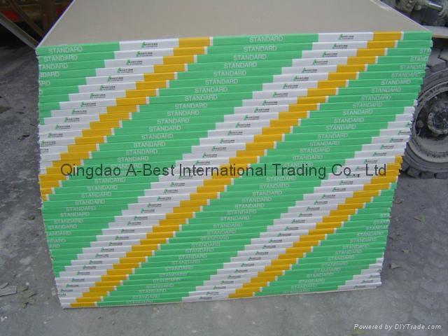 纸面石膏板 10
