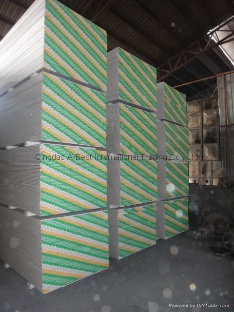纸面石膏板 12