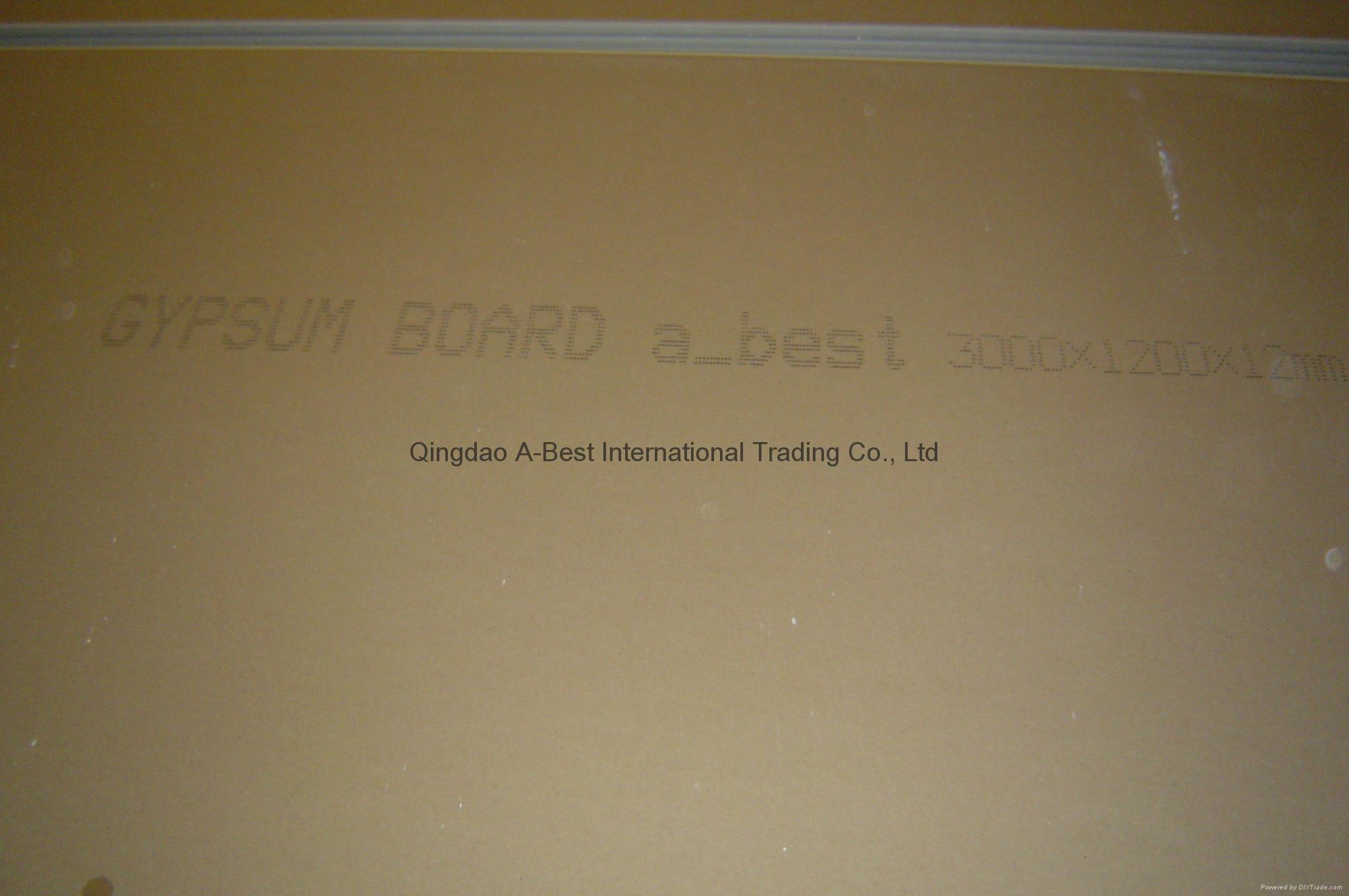 纸面石膏板 17