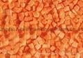 冷凍胡蘿蔔制品