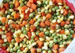 冷凍混合蔬菜
