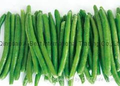 冷冻青刀豆