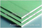 耐水纸面石膏板