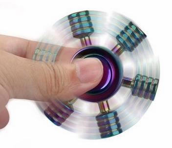 2017 Hot sale Fidget spinner finger spinner hand spinner 2