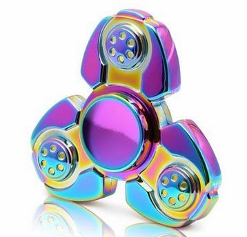 Very hot popular metal toys finger spinner with finger gyro 1