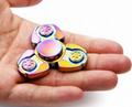 Very hot popular metal toys finger spinner with finger gyro 3