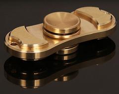 Popular metal toys fidget spinner hand spinner with finger gyro