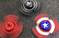 Hot Fidget Spinners Hand Spinner EDC Novelty Decompression Toy 4
