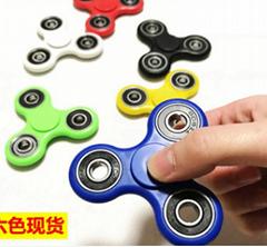 Hand Spinner Tri Fidget Spinner finger spinnerGyroscope Focus Toy