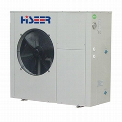 Air To Water Heat Pump R410A  Heating And Cooling AS09B