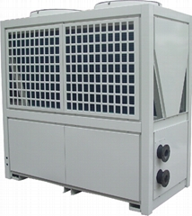 Air Cooled Chiller/Heat Pump With Modular Design  AS72S/B