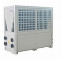 Heat recovery commercial heat pump 72kw