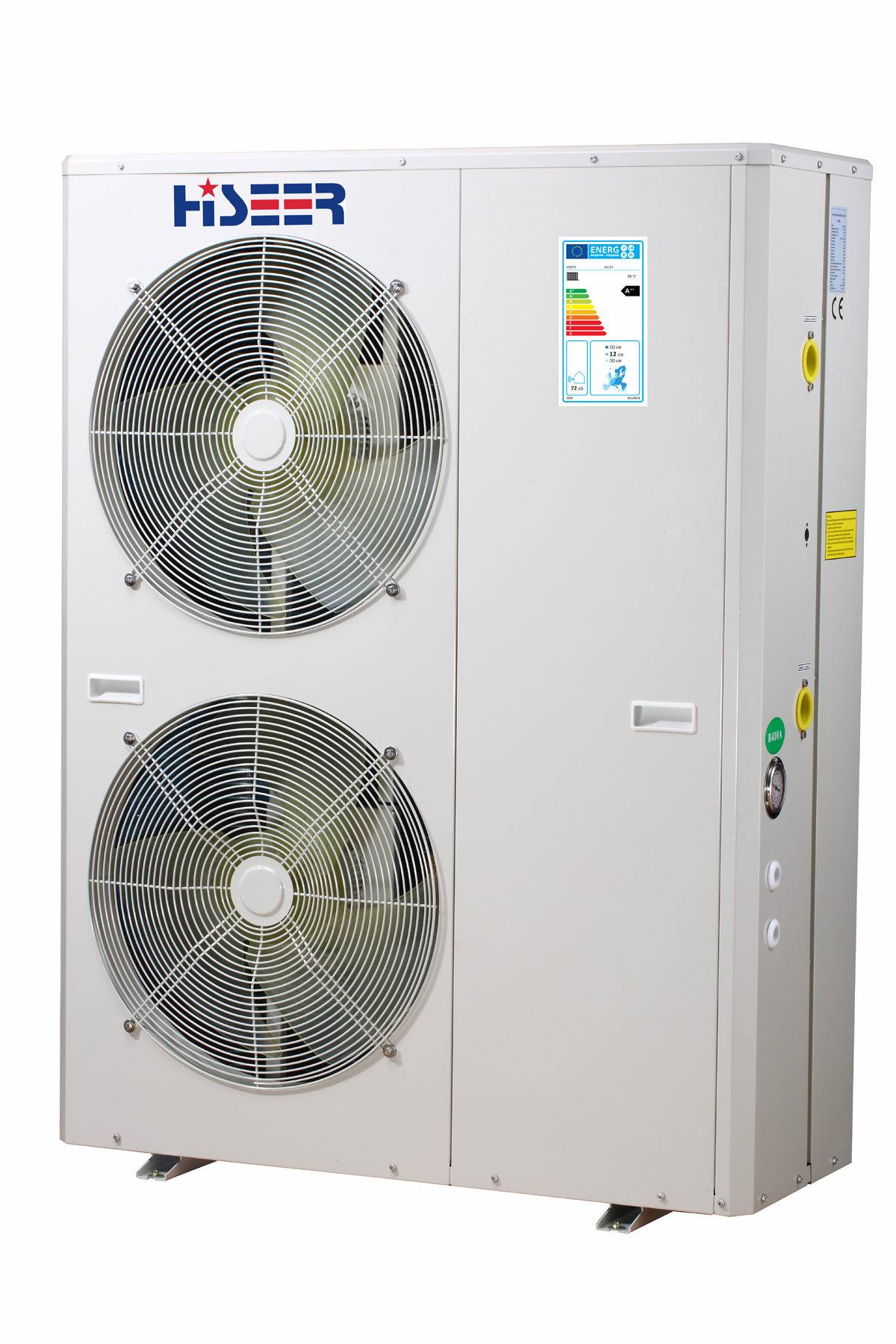 #ACA01F Air To Water Heat Pump Heating And Cooling Unit AS20B  Recommended 6927 Unit Heating And Cooling pics with 1200x1800 px on helpvideos.info - Air Conditioners, Air Coolers and more