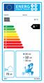 Erp label heat pump air to water high efficiency TUV certified AS15H