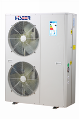 Erp label heat pump air to water high efficiency TUV certified AS15H
