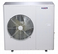 EVI monoblock air to water heat pump  for low outdoor temperature   AS10S/L 3
