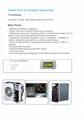Monoblock EVI air source heat pump AS13S/L 3