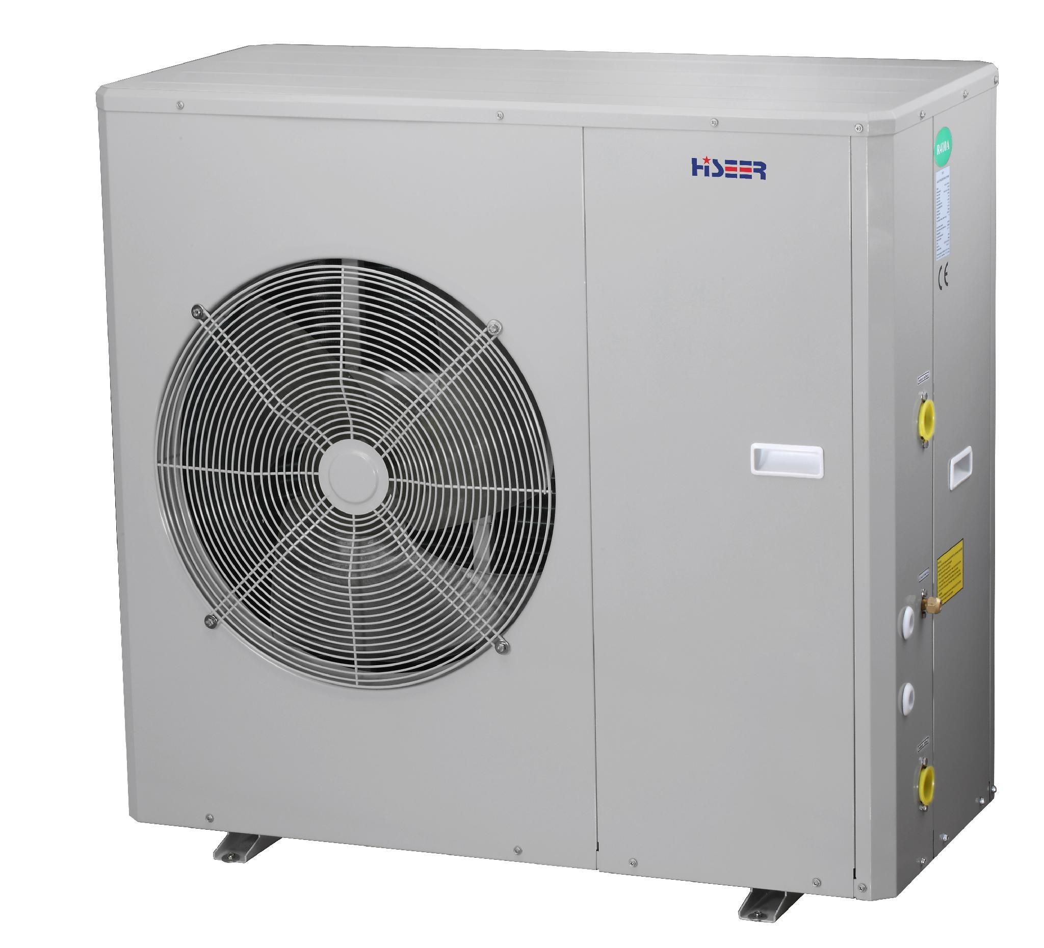 Monoblock EVI air source heat pump AS13S/L 2