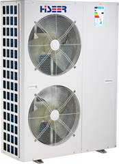 Monoblock EVI air source heat pump AS20S/L