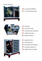 inverter heat pump main components