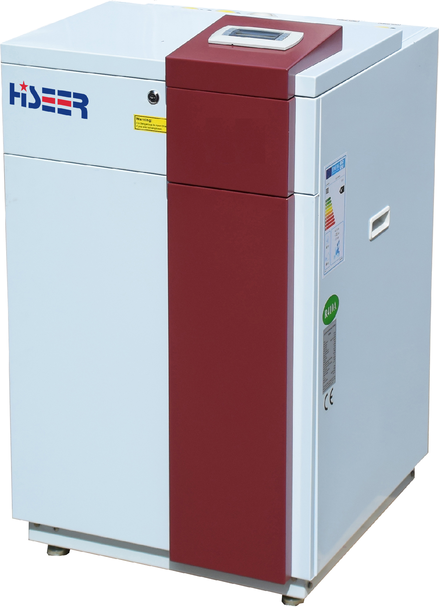 INVERTER GEOTHERMAL HEAT PUMP