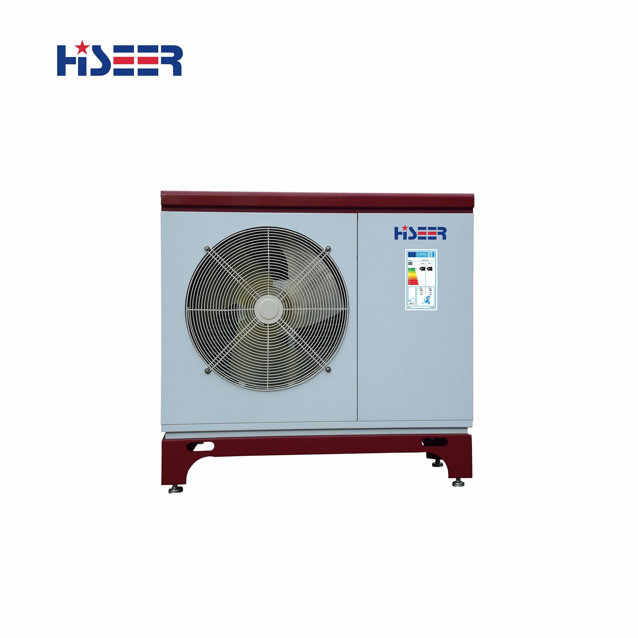 Monoblock Inverter Heat Pump 7kw As07v Qpnhe China