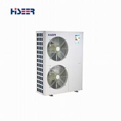 R410A Air Source Heat Pump Heating Only