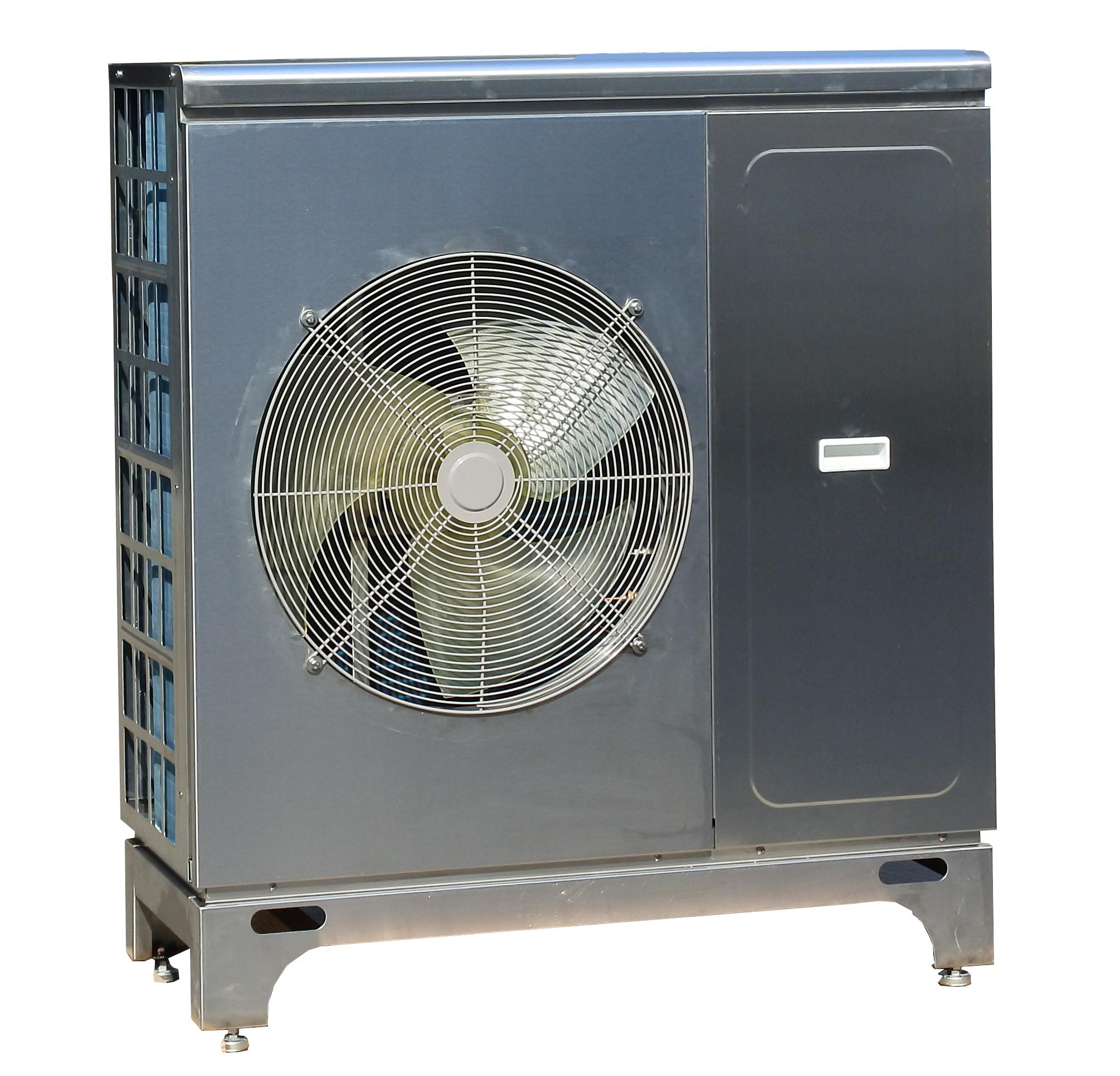 inverter heat pump AS15V stainless cabinet
