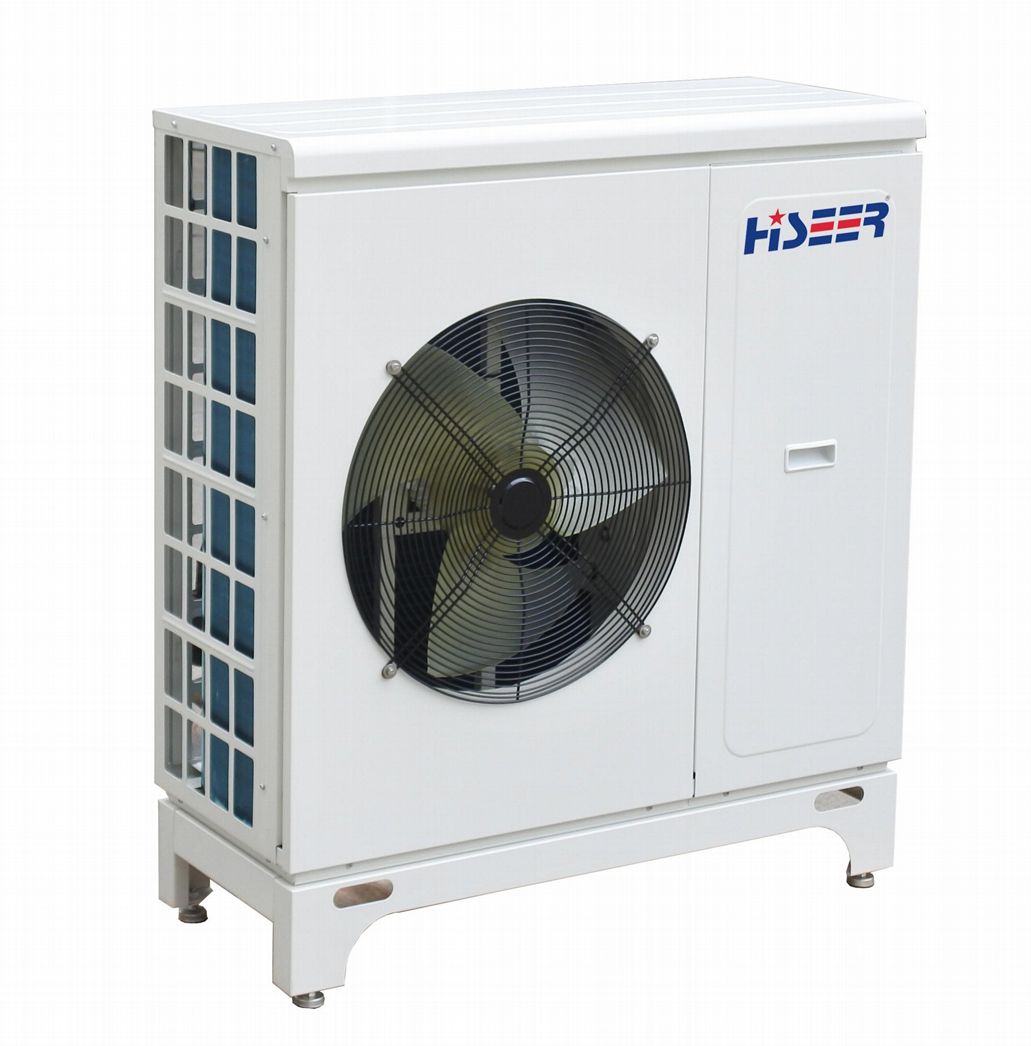 Inverter heat pump workable ambient temperature range