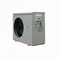 DC inverter EVI heat pump 10KW