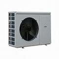 DC inverter EVI heat pump 10KW 7