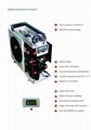 DC inverter EVI heat pump 10KW 12