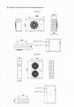 DC inverter EVI heat pump 10KW 20