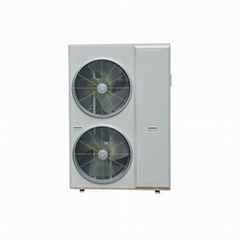 DC inverter EVI heat pump 20KW