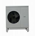 inverter heat pump AS15V powder coated cabinet
