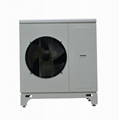 R410A DC inverter  heat pump 15KW three phase