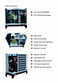 R410A DC inverter  heat pump 15KW single phase