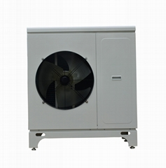 R410A DC inverter  heat pump 15KW single phase