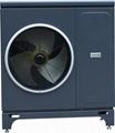 EVI inverter heat pump data sheet