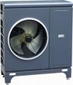 R32 EVI inverter heat pump RS15V/L 3