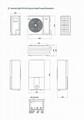 Split EVI inverter R32 heat pump RS07V/LF