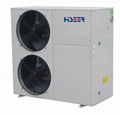 Air To Water Heat Pump R410A  Heating And Cooling AW12B/13B/15B 1