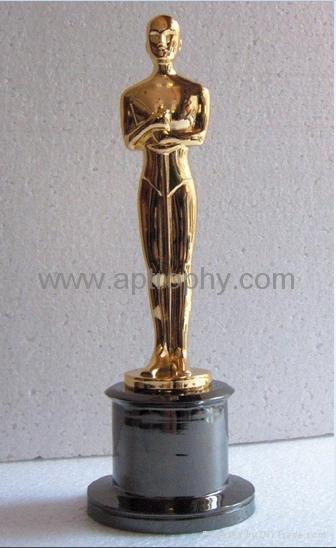Zinc Alloy Trophy-AB222 1