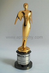 Zinc Alloy Trophy-AB225