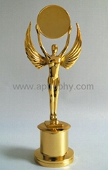 Zinc Alloy Trophy-AB226