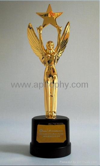 Zinc Alloy Trophy-AB227 1